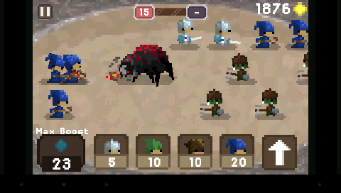 pixel kingdom android screenshot
