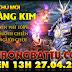 Mu Rồng Bất Tử  - Open 13h ngày 27/4 FREE 100%