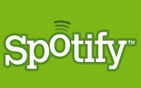 Spotify log image from Bobby Owsinski's Music 3.0 blog