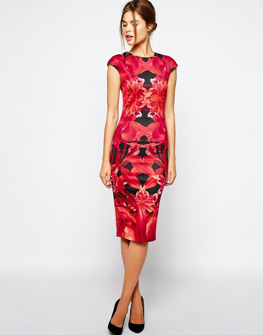 Mode-sty: Printed Midi Dress Finds