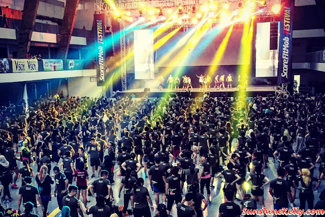 Body Combat, Hari Sukan Negara, National Sports Day, SCORE FitMob Festival 2015, Les Mills, Body Combat Class, Les Mills SH'BAM, Zumba, kukuwa, FitMob Party, StarXpo Centre, Kenanga Wholesale City, Kuala Lumpur