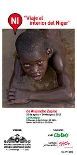 Alejandro Zapico imagen viaje al interior del Níger