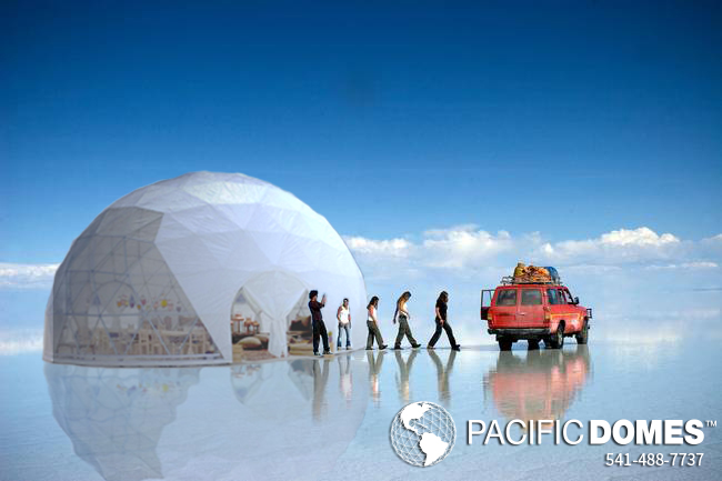 shelter domes - dome homespacific domes: amazing escapes