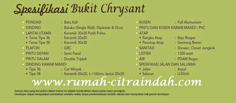 spesifikasi-bukit-chrysant-citra-indah