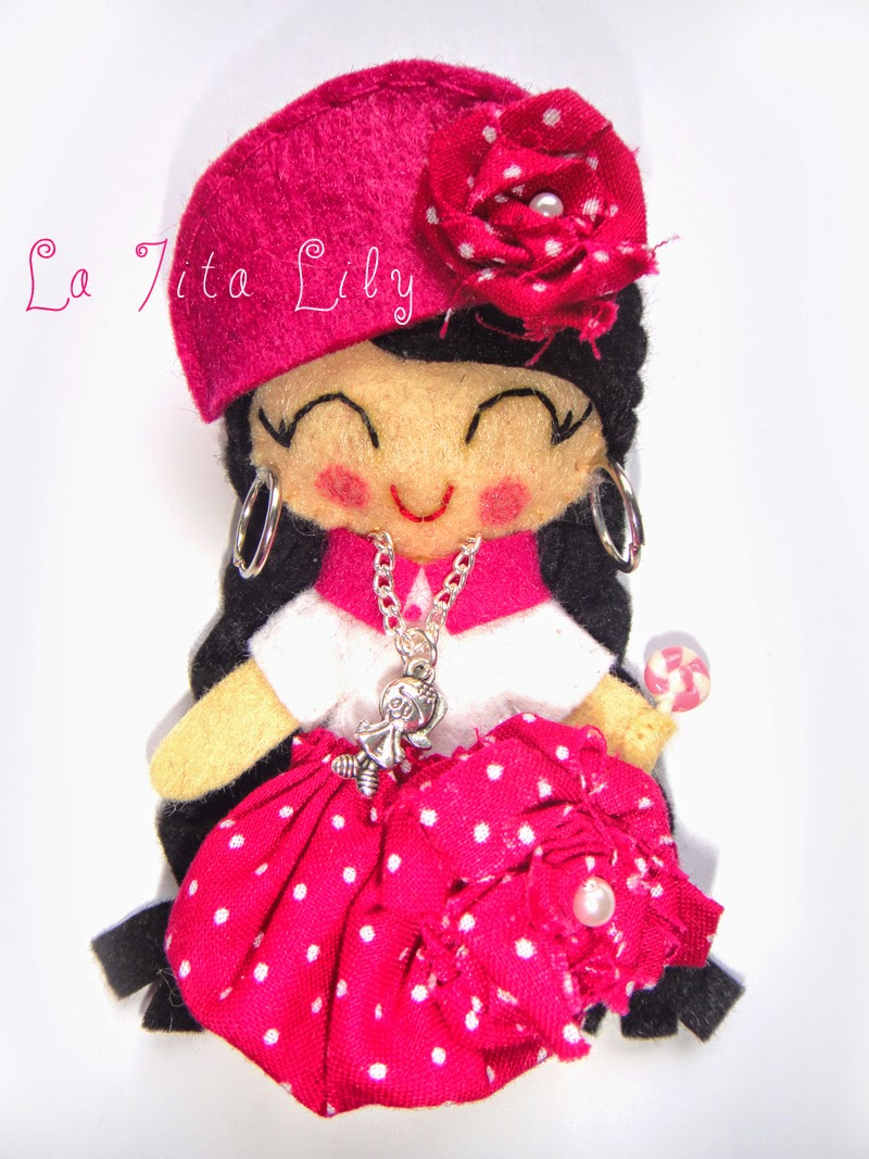 Broche Little Braids