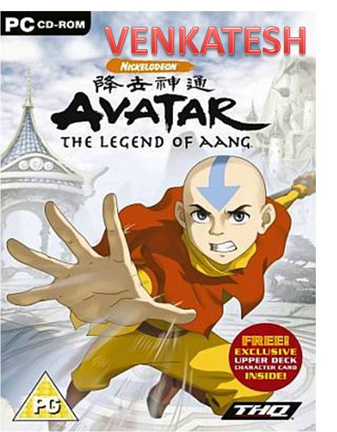 Free Download Avatar The Last Airbender Full Version  PC Games