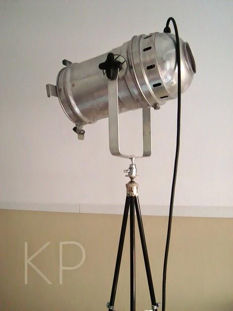 Comprar lámpara de pie industrial en valencia