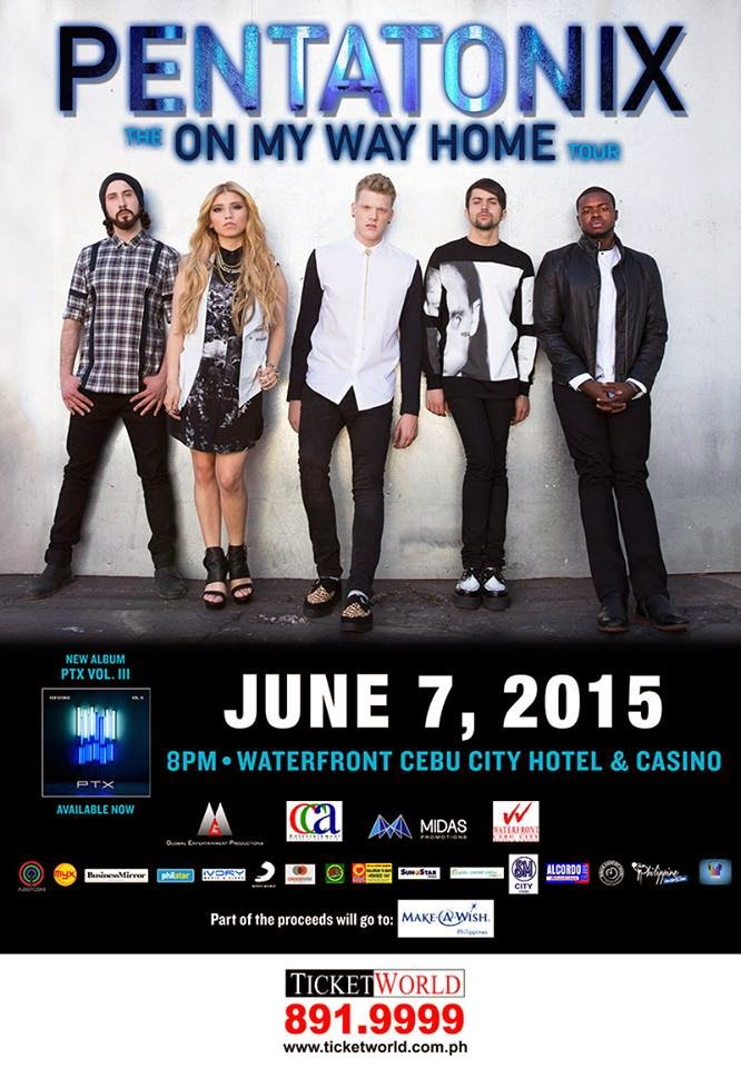 Pentatonix-Cebu-Online-TV