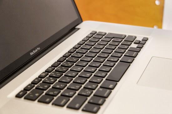 購入したMacBook Pro