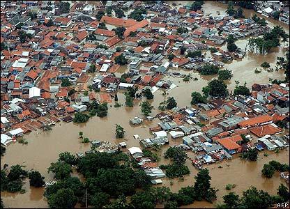 BNPB Ralat Isu Jakarta Akan Tenggelam