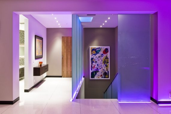 Ultimate Interior Lighting In The Design Of The Contemporary Home 2012