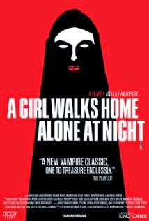 A Girl Walks Home Alone at Night (2014) - Movie Review