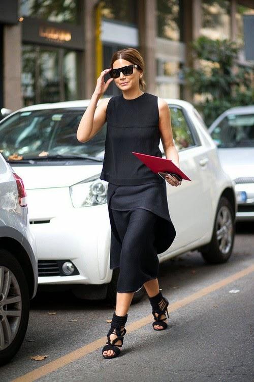 bayan sokak yaz modası