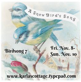 SnowBird Song No. 7 - 2019