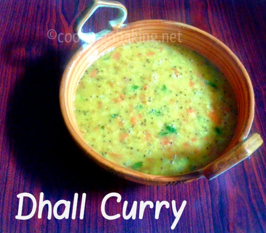 Dhall Curry