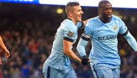 Video Gol Manchester City vs Sunderland 3-2
