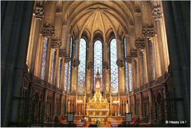 Cathédrale Notre Dame de la Treille - Lille