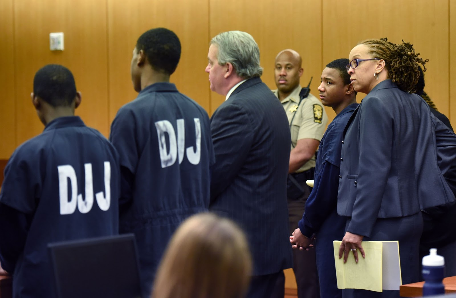 Atlanta black teen in prison 7