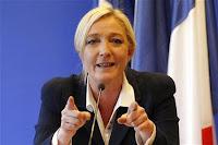Marine Le Pen proposition sur le SMIC