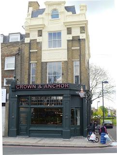 Crown and Anchor pub on vassallview.com