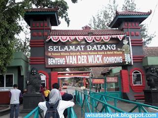 Benteng Van Der Wijk Gombong