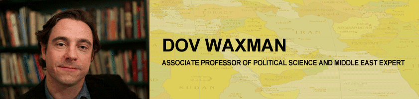 Dov Waxman
