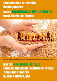 Insolvencia alimentaria en Tetuán