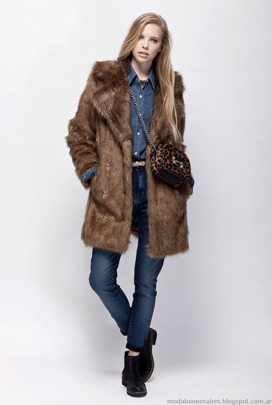 Tapados Prune invierno 2013, carteras y zapatos de moda.
