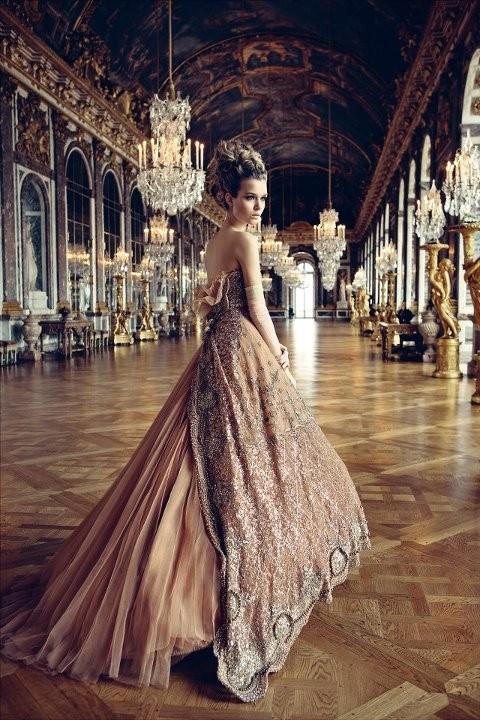 Oh How Very Peachy Pretty Dresses