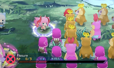 Lord of Magna: Maiden Heaven Nintendo 3DS