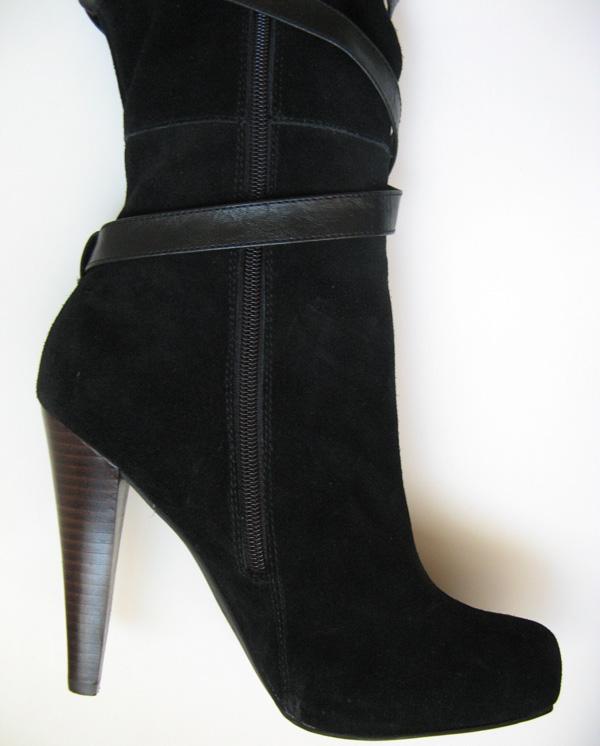 closet colin stuart runway thigh high boots