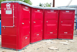 Toilet Portable Biofive - Majalengka