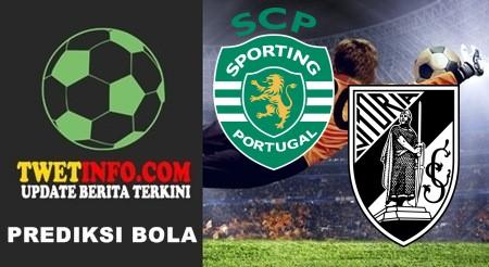 Prediksi Sporting CP Lisbon vs Guimaraes