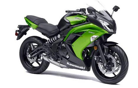 Kawasaki Ninja 250 Fi 2014 Indonesia