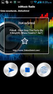 agregar tu radio en google play
