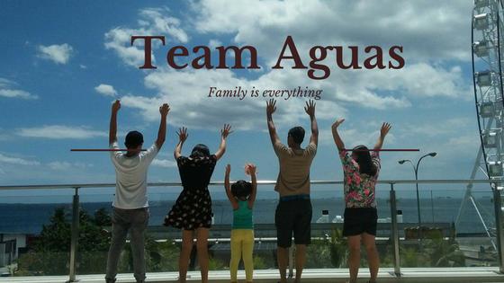#TeamAguas