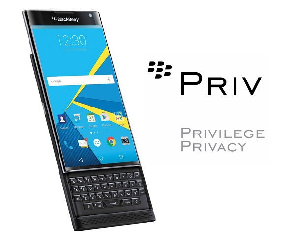 Specifications-BlackBerry-Priv-BlackBerry-Android