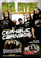HELL DIVINE MAGAZINE N1