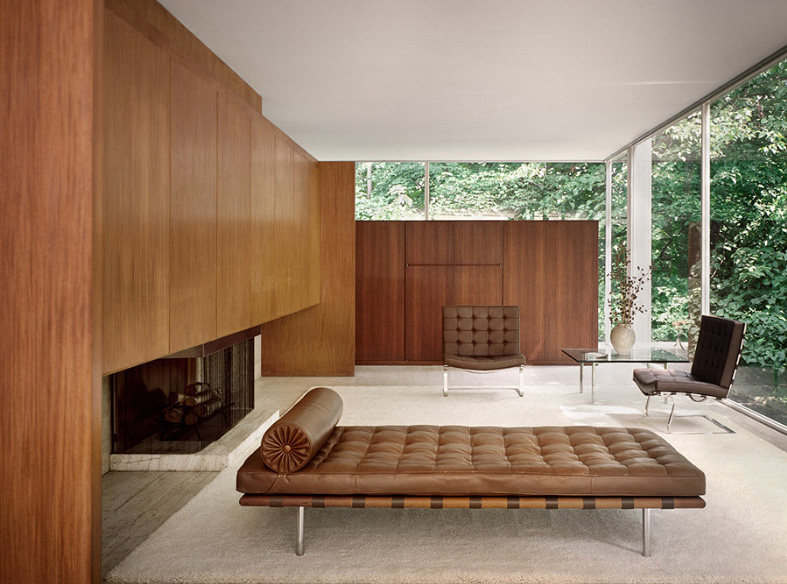 mies van der rohe farnsworth house modern design by. Black Bedroom Furniture Sets. Home Design Ideas