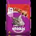 Ração Whiskas® Sabor Carne Para Adultos