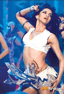 Deepika Padukone Dum Maaro Dum Tattoo Pictures