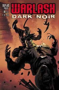 Warlash:Dark Noir #1
