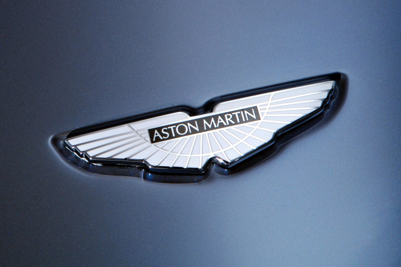 Permalink to Aston Martin Car Emblem