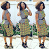 Nigerian Ankara Fashion Style: Simple And Creative Ankara Style