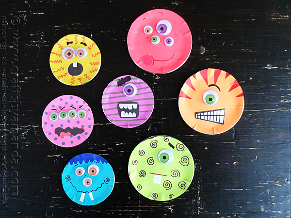 http://craftsbyamanda.com/canning-lid-monster-craft/