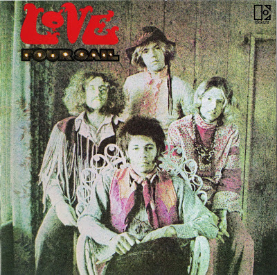 Love - Four Sail (1969 great us psychedelic rock - 2002 remastered reissue complete scans - Wave)