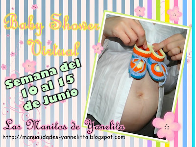 BABY SHOWER de YANNELITA