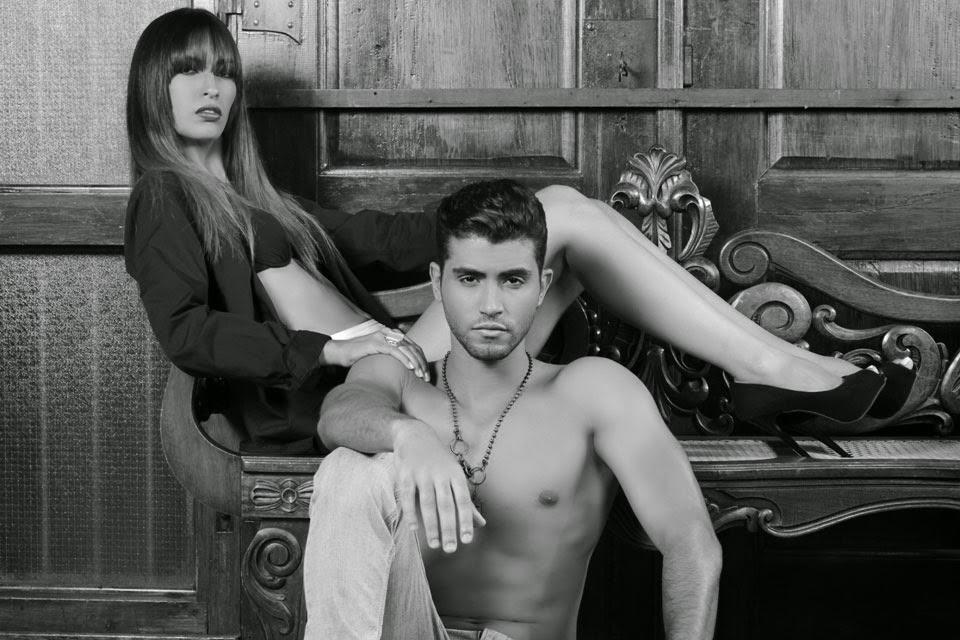 Arthur Horacio e Rafaela Silva - Foto: Marcos Januário