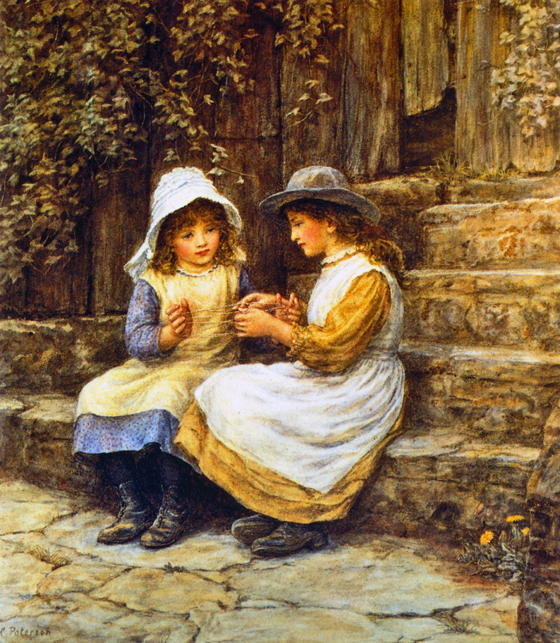Victorian British Painting Helen Allingham Ctd