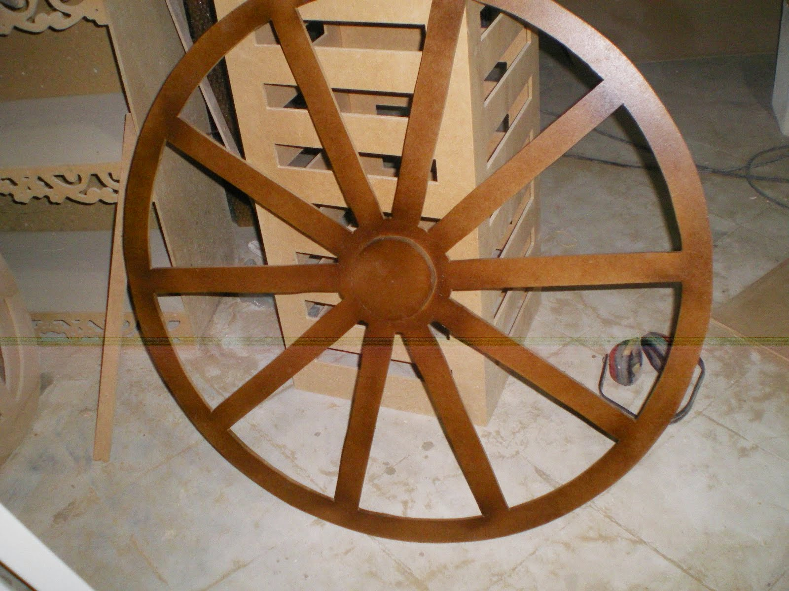 roda de carroça